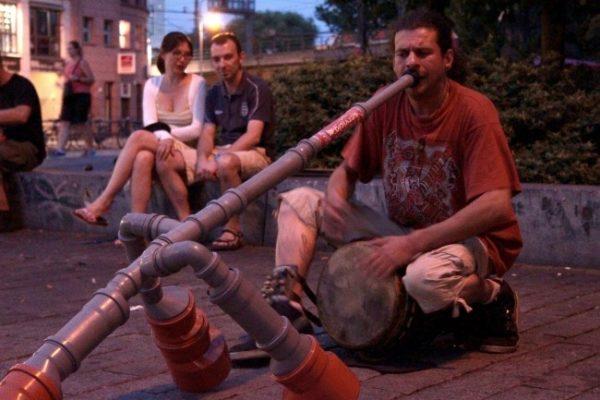 Fermeture du squat de Tacheles : pour Sébastien, c'est « basta Berlin »