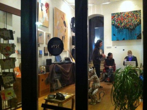 A Berlin, le rêve de galerie d'un ancien squatteur de Tacheles