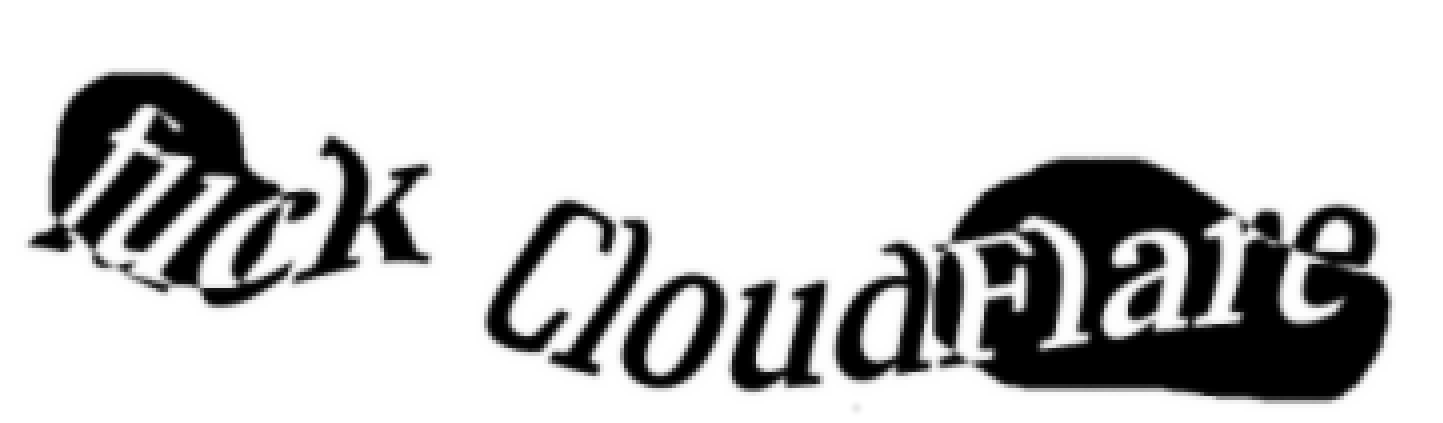 fuck cloudflare