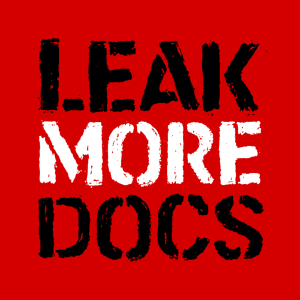 Sticker: Leak more docs
